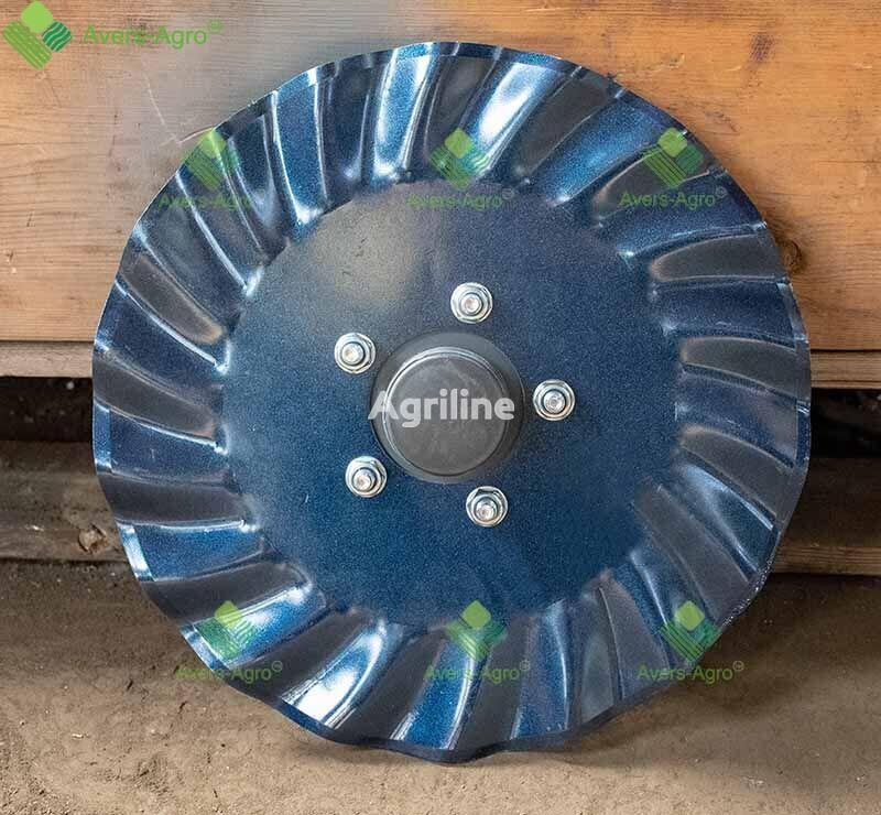 new Turbo na boronu rotacionnuyu v sbore disk for harrow