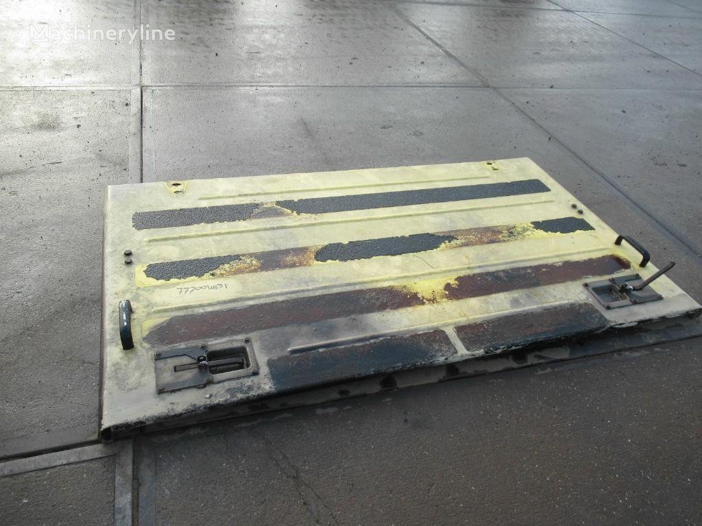 door for BOMAG BC1172RB excavator