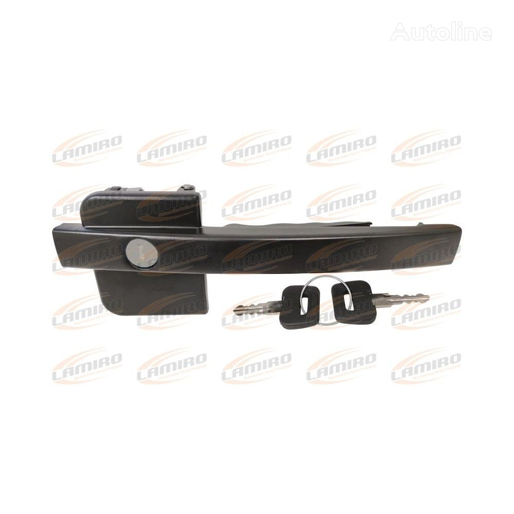 new DAF OUTSIDE HANDLE WITH LOCK CYLINDER LEFT door lock for DAF 95XF truck