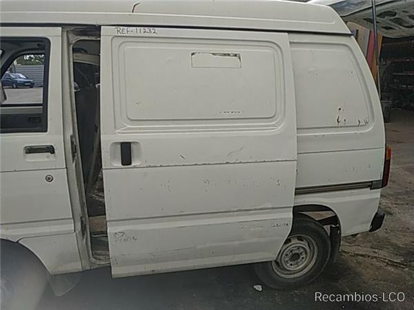 Lateral door for PIAGGIO PORTER Furgón 1.0 commercial vehicle