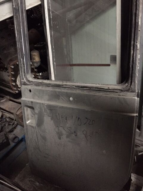 MERCEDES-BENZ TUREN KLAPPEN ACHSEN door for MERCEDES-BENZ 0350  bus