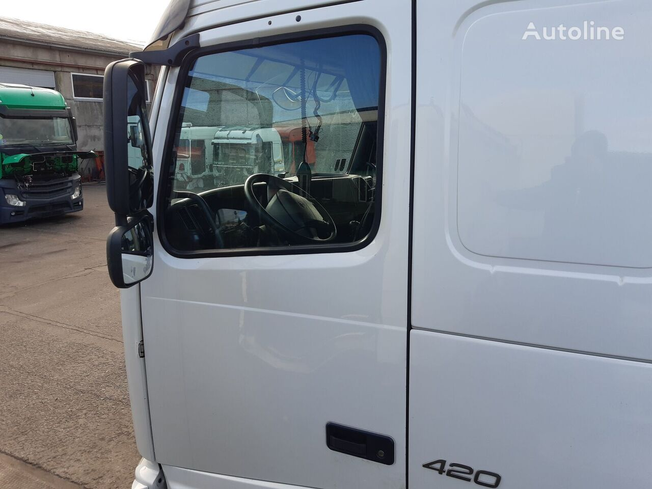 VOLVO door for VOLVO Fh13 LH tractor unit