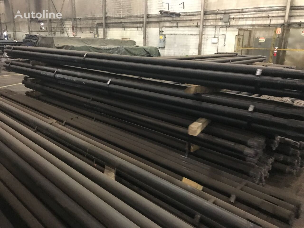 1 drill-pipe for drilling rig