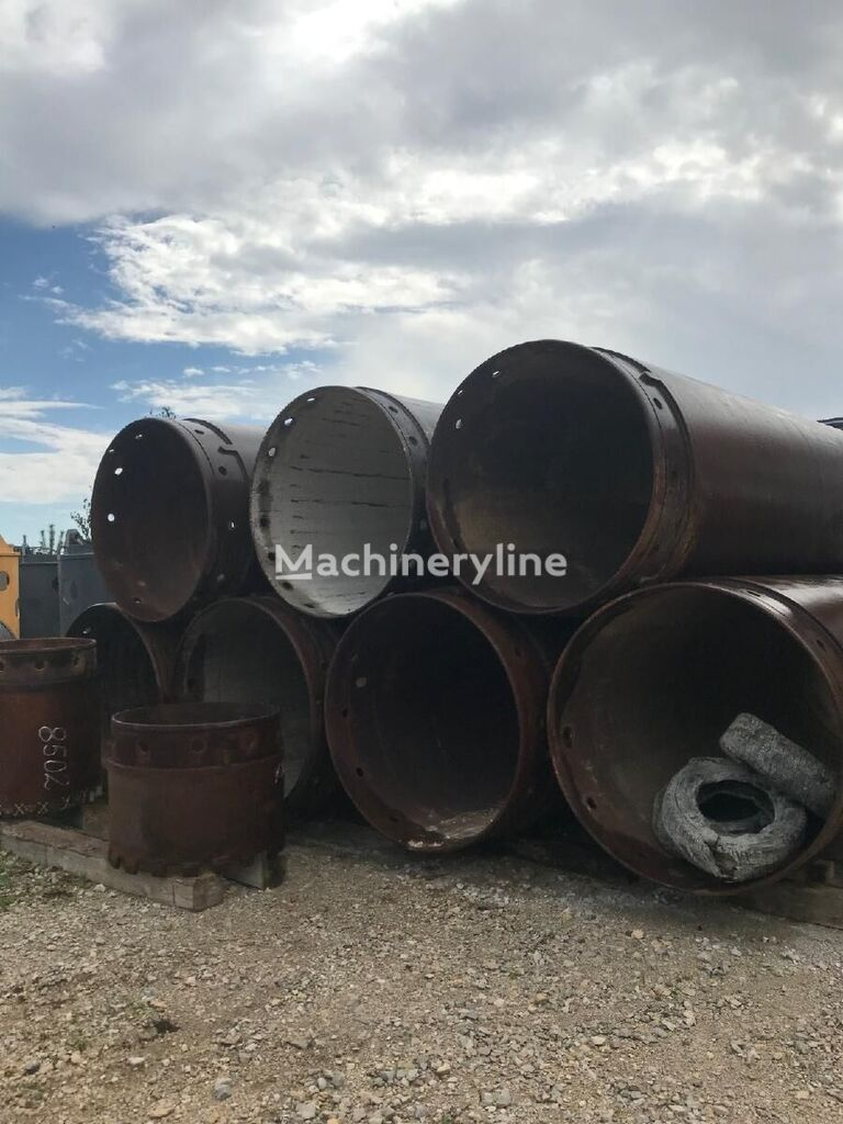 BAUER Bohrrohre 1500mm drill-pipe for drilling rig