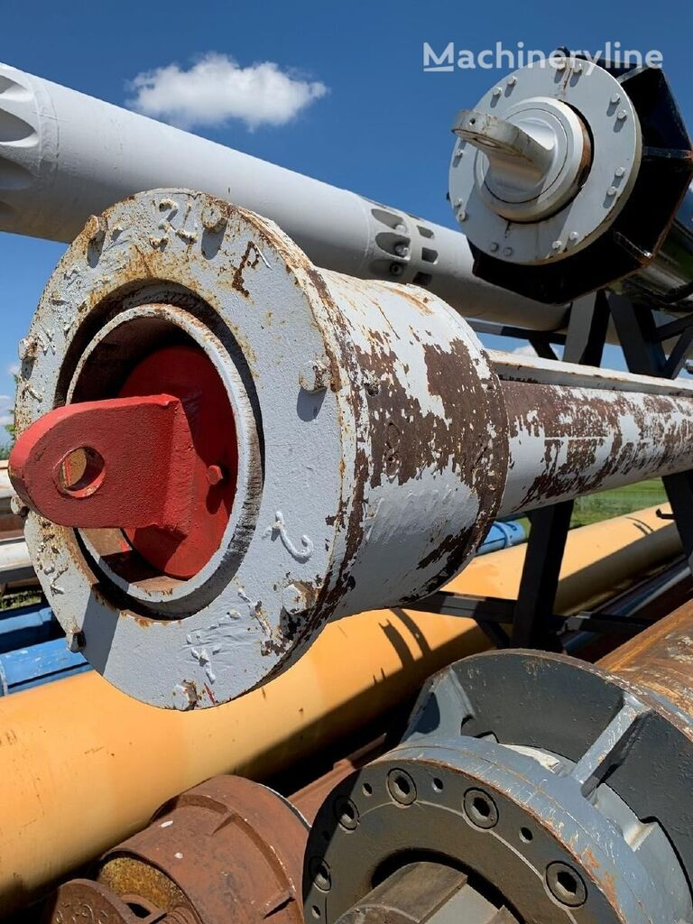 BAUER Kelly BG11 292/2/15 drill-pipe for drilling rig