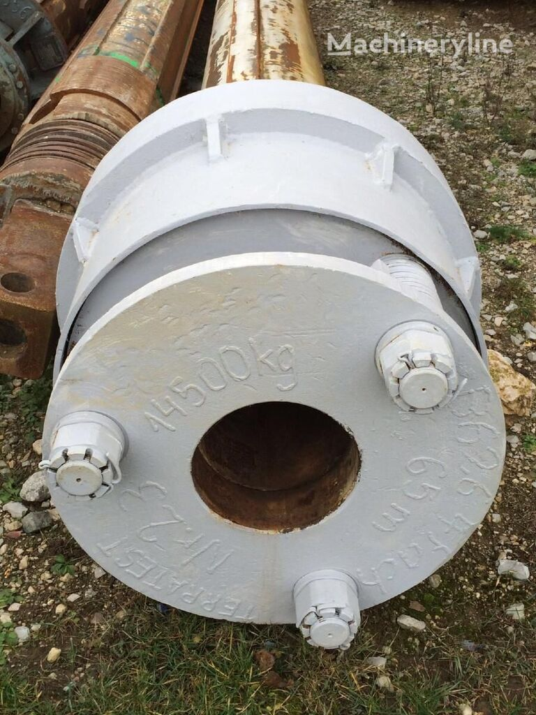 BAUER Kellybar 445mm drill-pipe for drilling rig