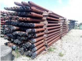 Drill rods 4 1/2