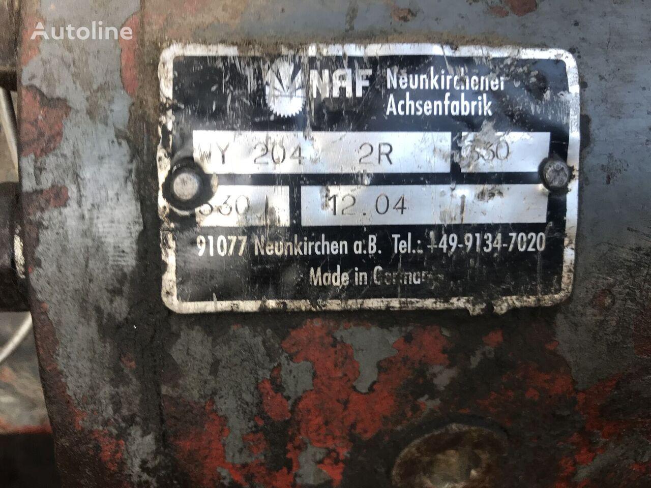 drive axle for ATLAS 1104M excavator