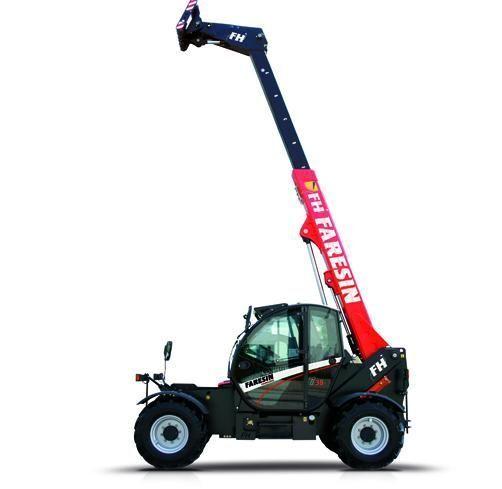 drive axle for FARESIN FH 7.38  telehandler
