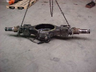 drive axle for MERCEDES-BENZ HL7 Actros truck
