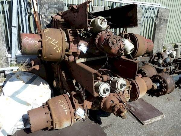 MERCEDES-BENZ 10 TON drive axle for truck