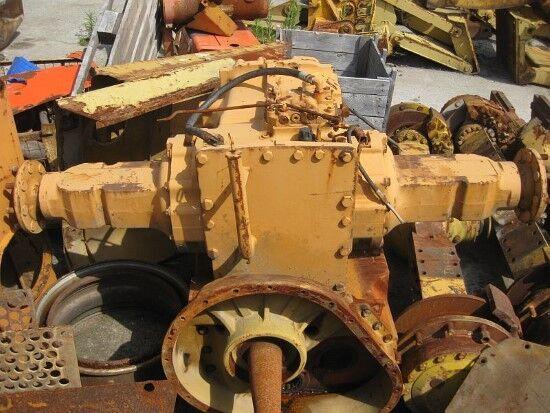 CASE 580SLK drive axle for excavator