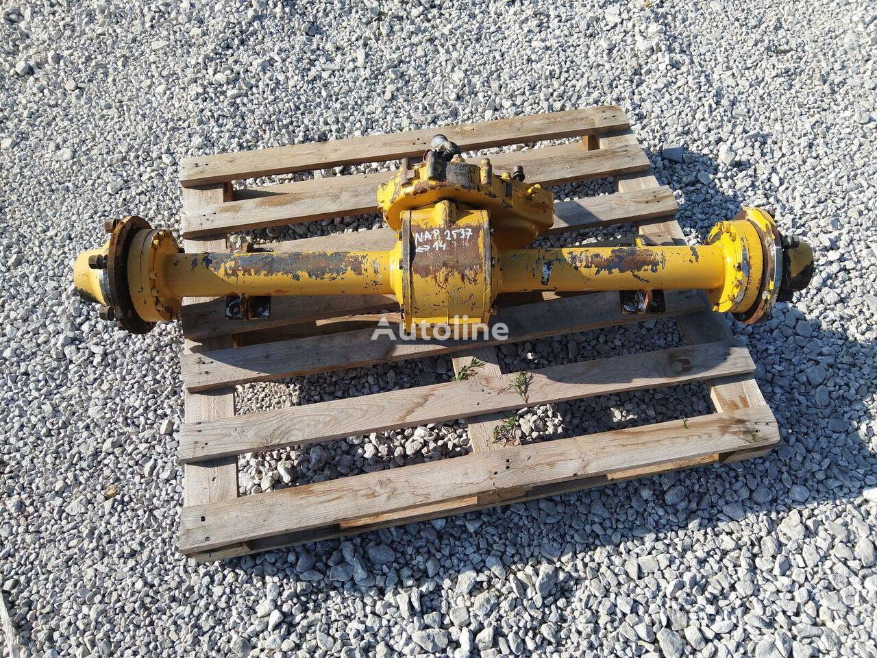 Comer [P-13 S-3×20 W-57] ze skrzynią Wozidełko 125cm Axle achse drive axle for wheel loader
