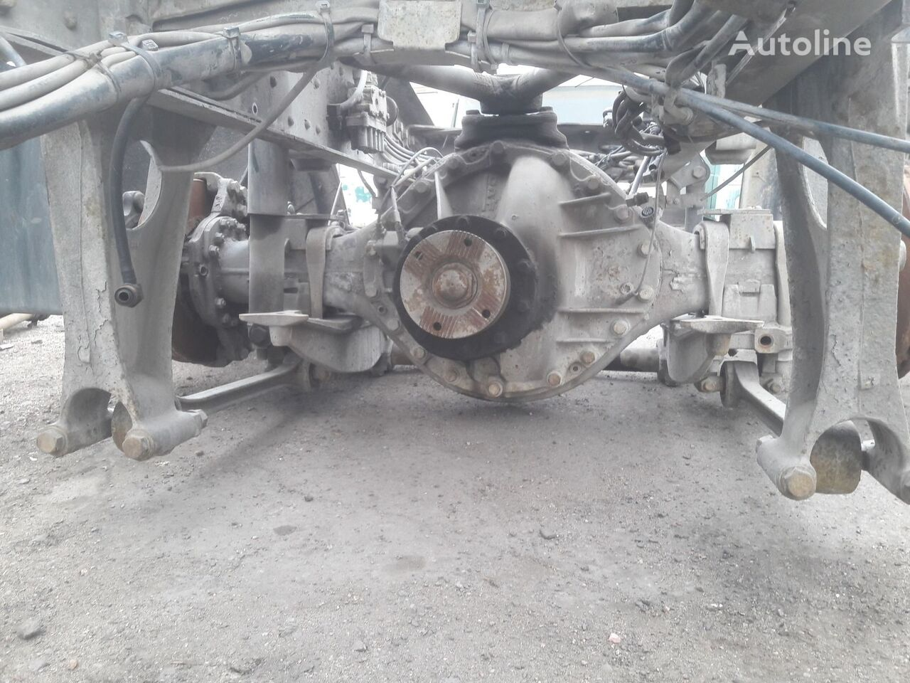 DAF drive axle for DAF XF95, XF105 tractor unit