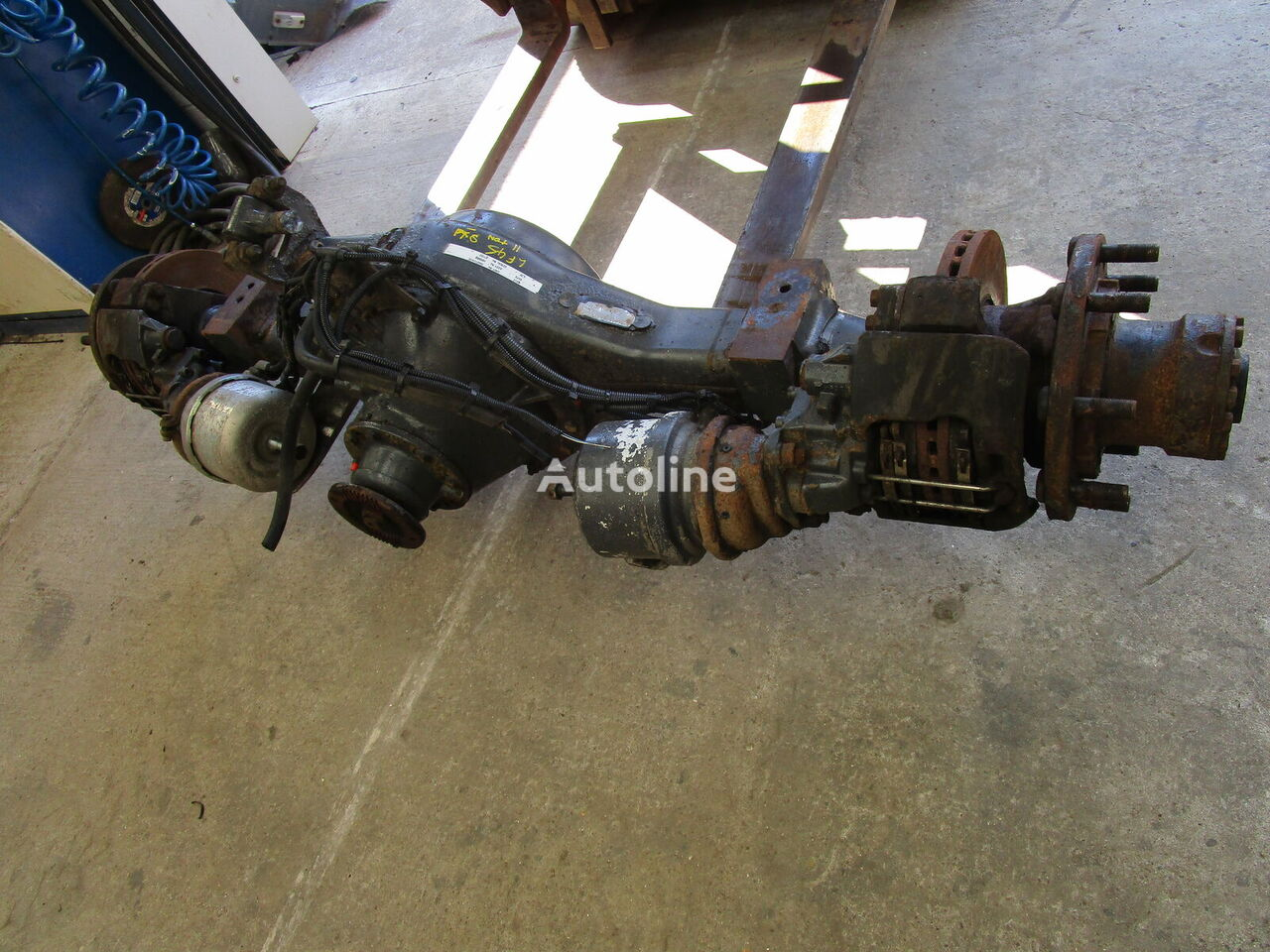 drive axle for DAF LF 45 truck
