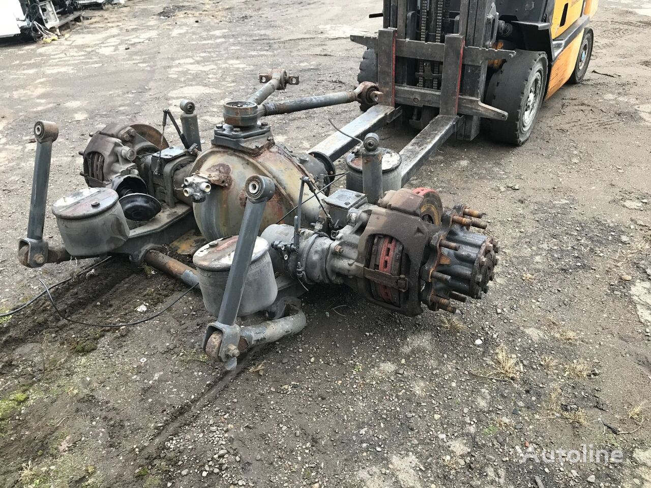 DAF Type 1347 drive axle for DAF CF 410 tractor unit