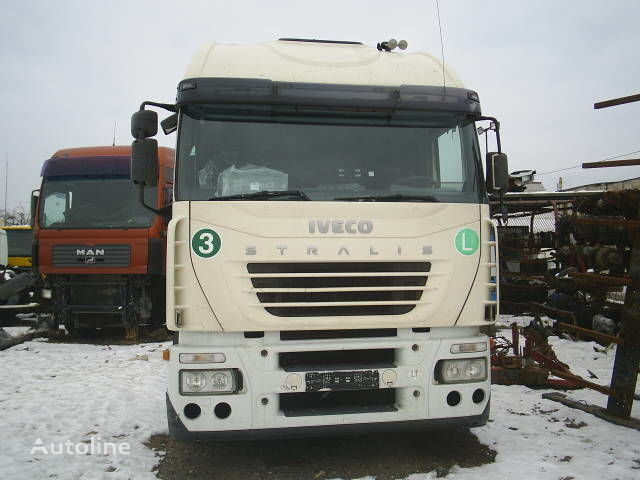 drive axle for IVECO EUROTECH CURSOUR10 truck