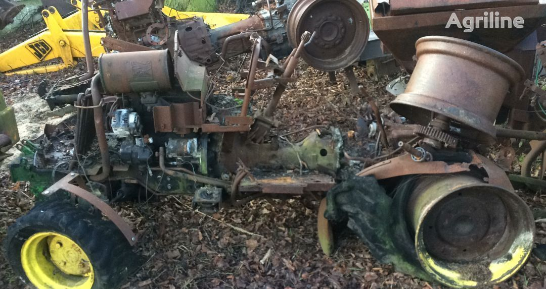 drive axle for JOHN DEERE 3720 tractor