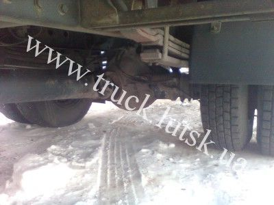 MAN drive axle for MAN 12.224 truck