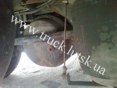 MAN drive axle for MAN 8.224 truck