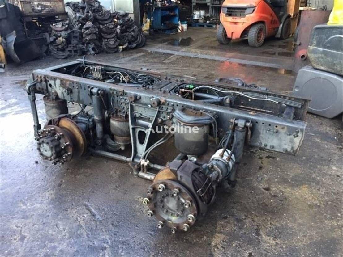 MAN BOOGIE MET STUURAS drive axle for MAN TGA 26.310  truck