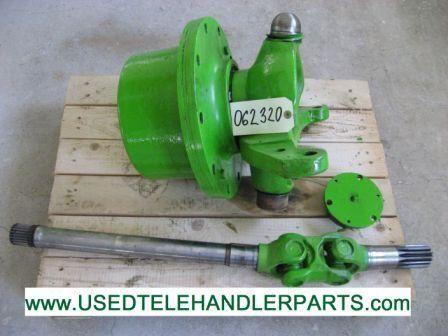MERLO koncový převod pro typy 55.9, 60.9, 75.9 drive axle for MERLO wheel loader