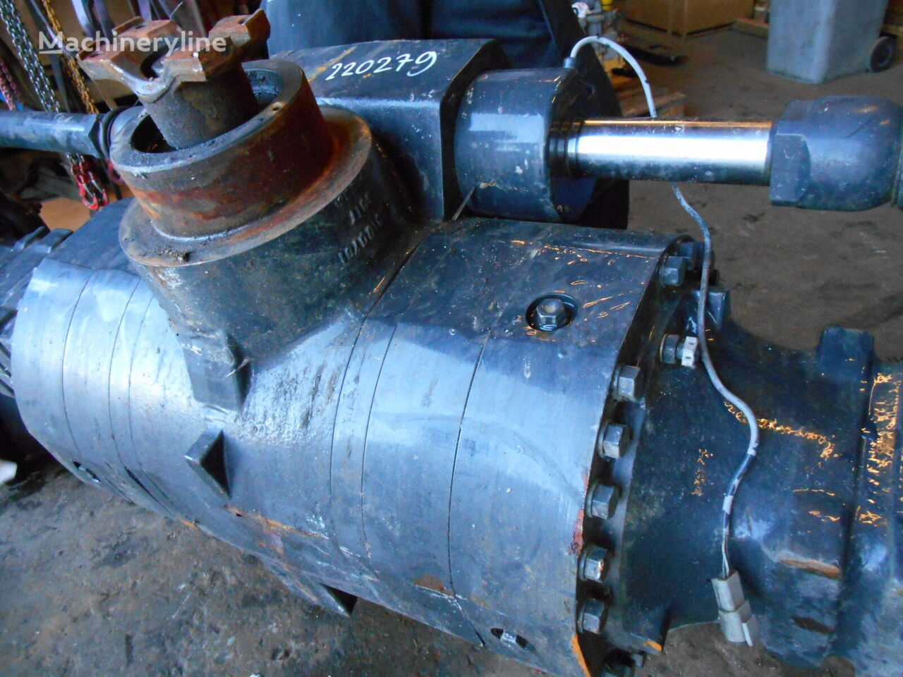 Spicer - Dana 213/159 drive axle for excavator