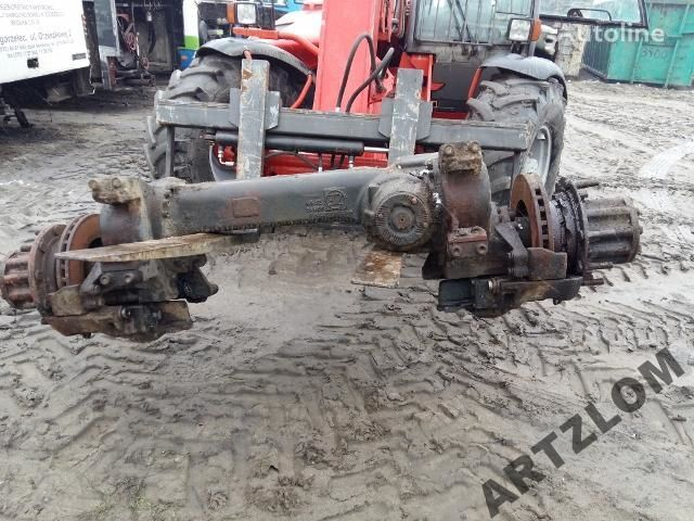 ZF AV132 ZF drive axle for bus