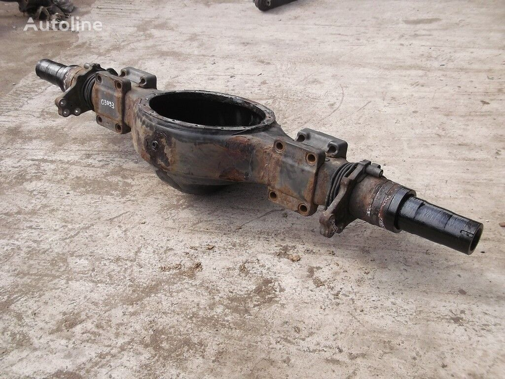 Balka zadnego mosta Mercedes Benz drive axle for truck