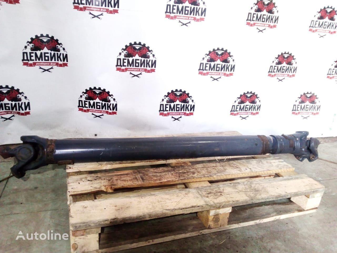 drive shaft for DAF XF 105 truck