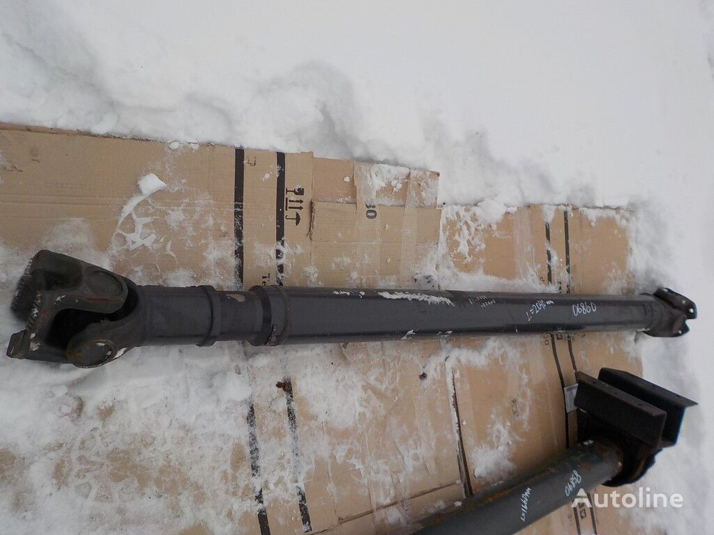 L=2040mm Renault drive shaft for truck