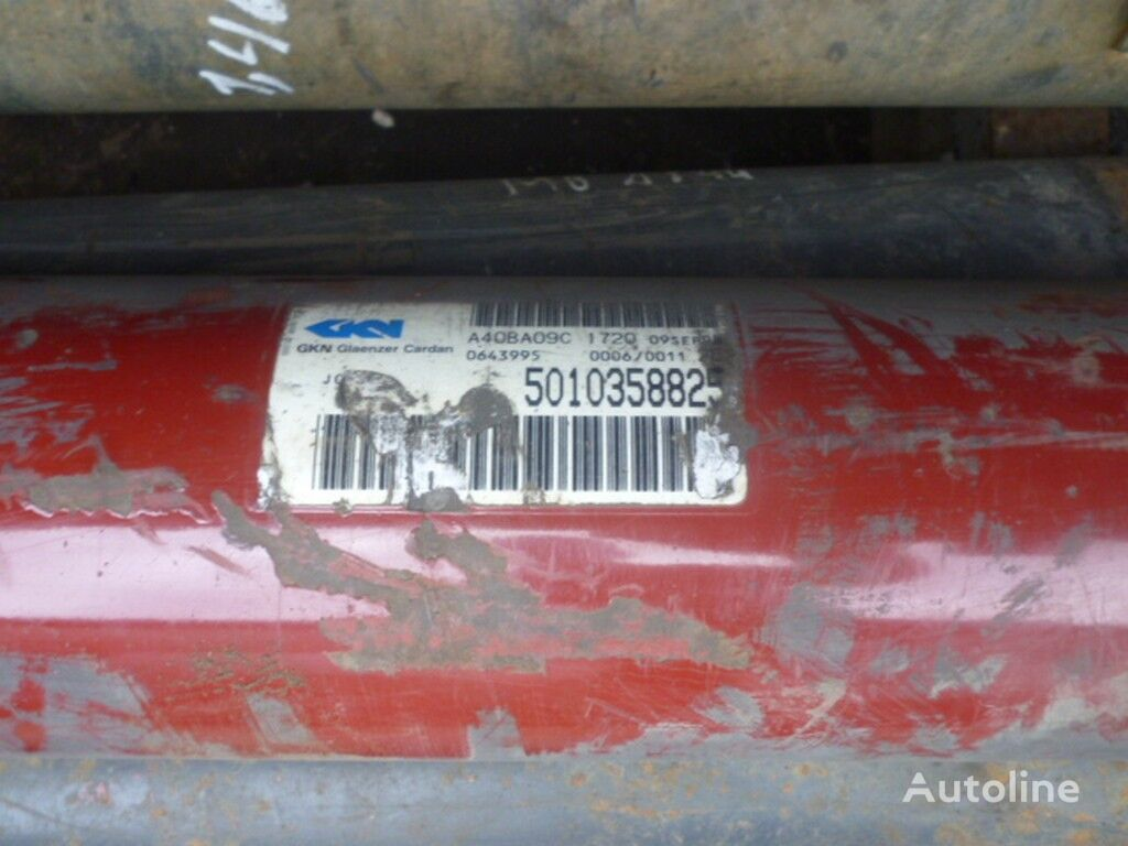 Renault L=1720 drive shaft for truck