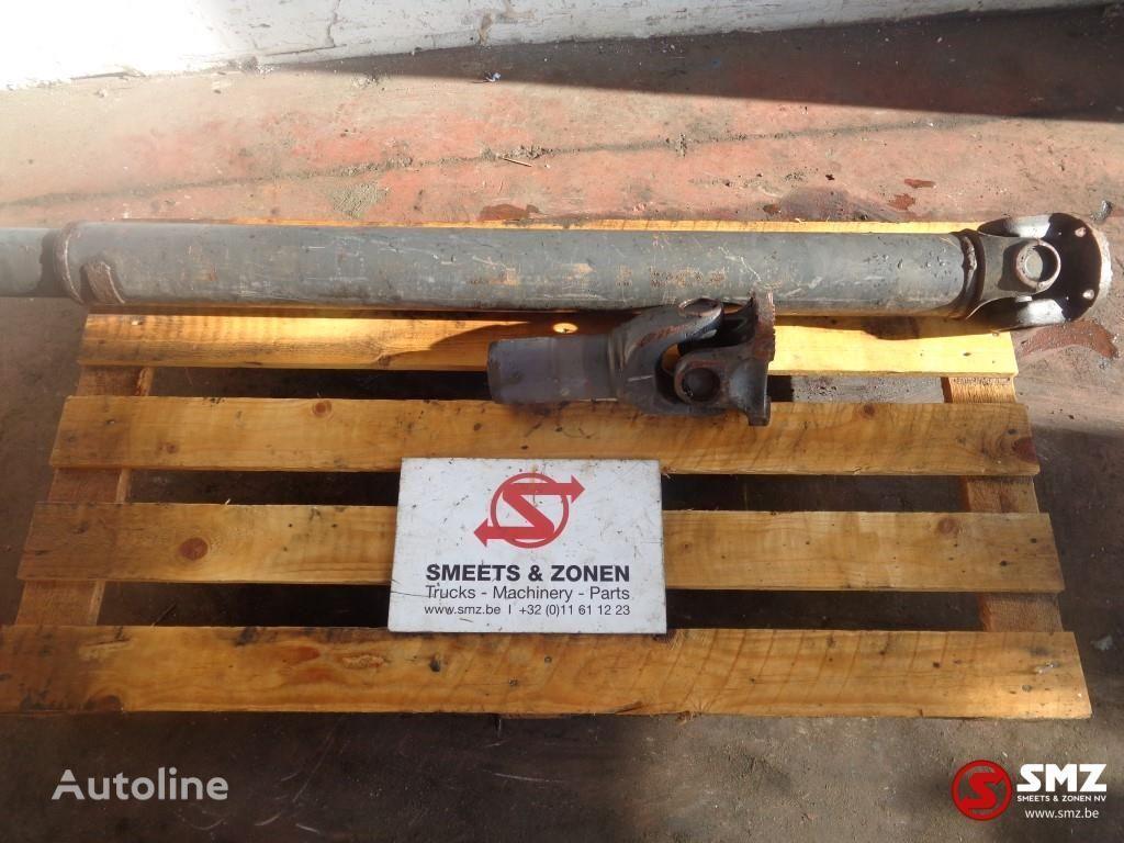 Diversen drive shaft for truck