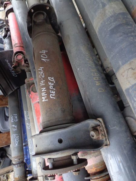 drive shaft for MAN 14 truck