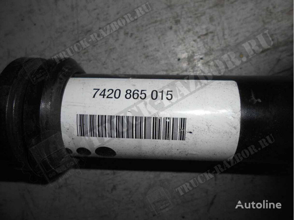 rulevoy (7420865015) drive shaft for RENAULT tractor unit