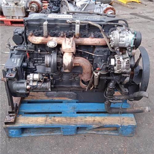 engine for IVECO EuroCargo tector Chasis (Typ 120 EL 21) [5,9 Ltr. - 154 kW Diesel] truck