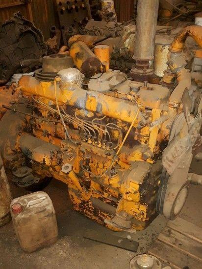 engine for fiat allis fl10 ad10 fd10 track loader for sale spain uxes zq14289 autoline