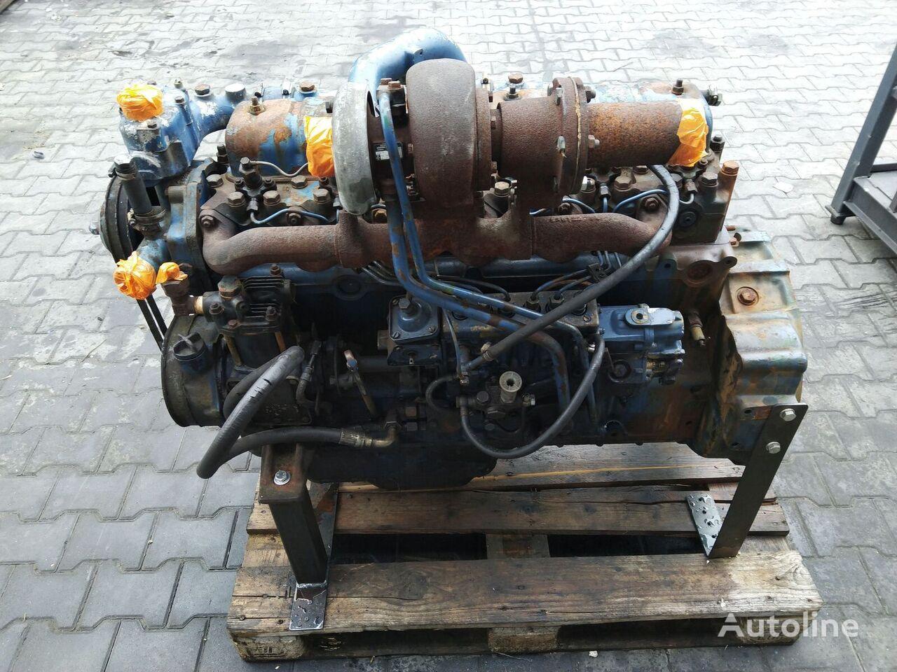 engine for wheel loader