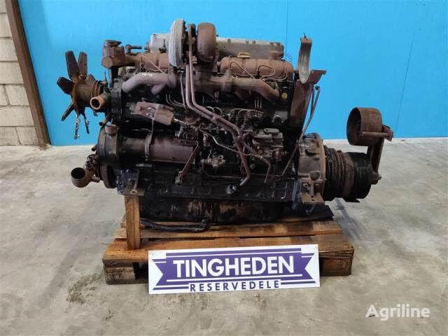 engine for VALMET 612 DSJL combine-harvester