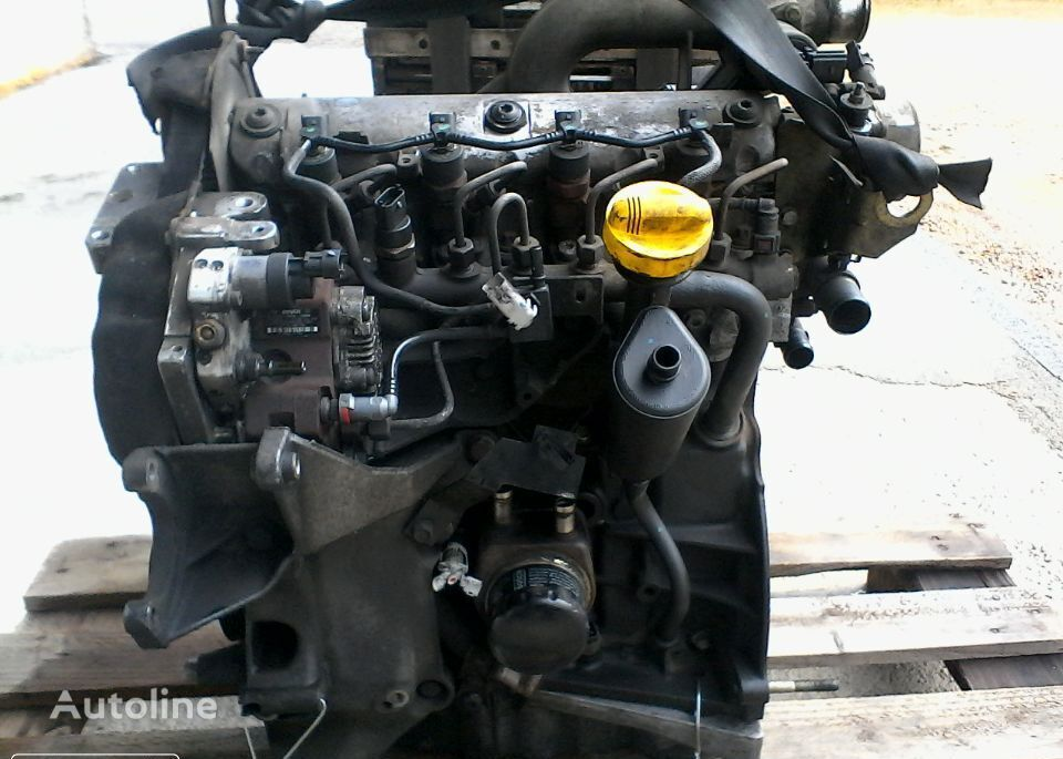 engine for RENAULT Trafic 1.9 Dci de 2006  commercial vehicle