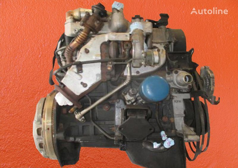 engine for HYUNDAI H1 2.5 Tci de 2003 commercial vehicle
