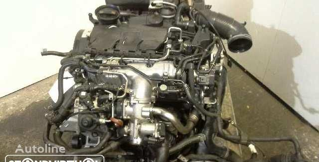 engine for FORD Fiesta 1.25i de 2009  automobile