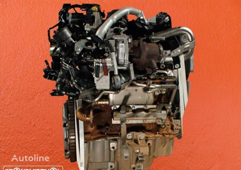 engine for RENAULT Clio IV 1.5DCI 2014  automobile