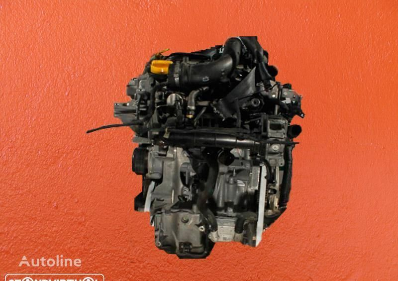 engine for Dacia Sandero 0.9TCE 2013 automobile