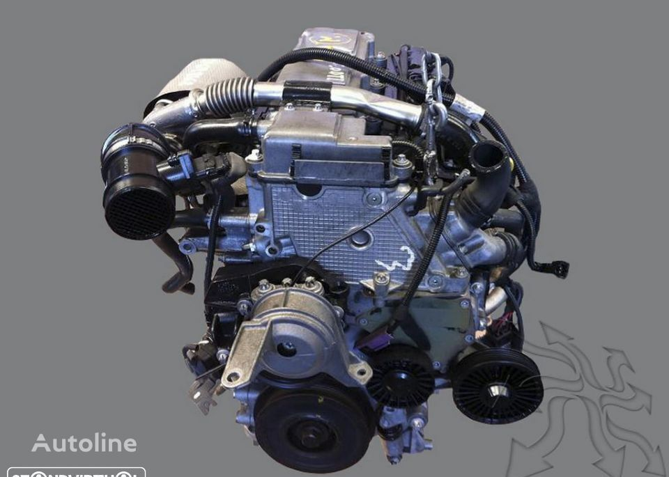 engine for OPEL Astra G 2.0 DI 2001  automobile