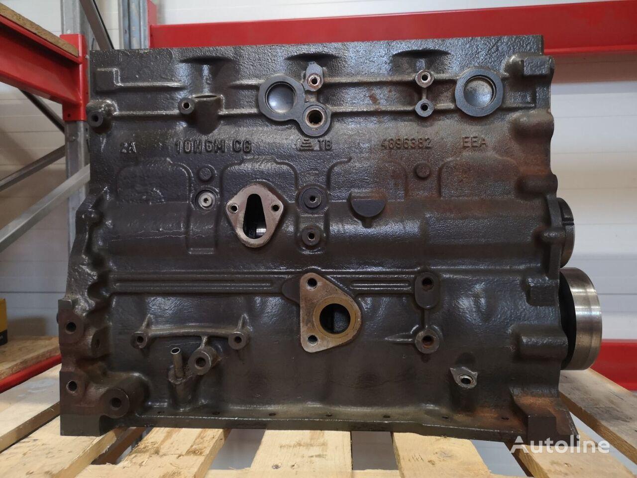 (87533639) engine for CASE wheel loader