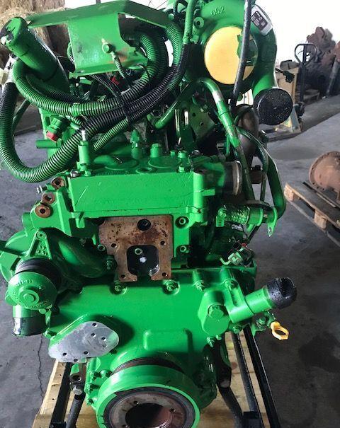 engine for JOHN DEERE 6068H Powertech PVS tractor