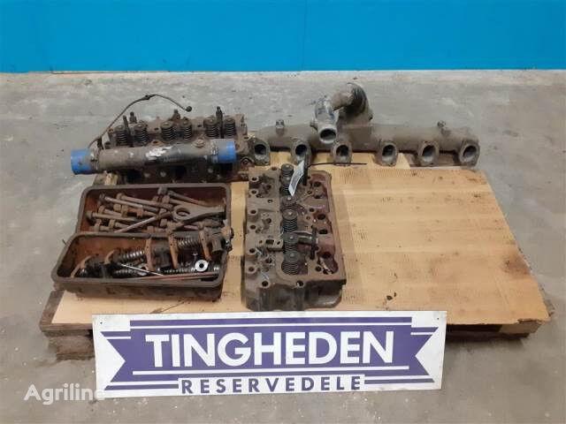 engine for VALMET 612DSL combine-harvester for parts