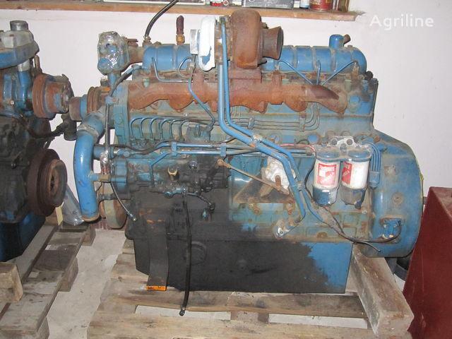 Valmet 612 DS engine for combine-harvester