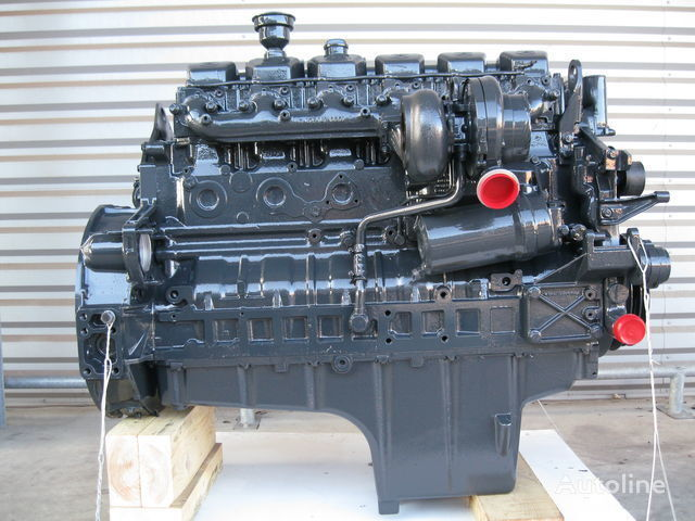 new Mercedes Benz RECONDITIONED engine for truck